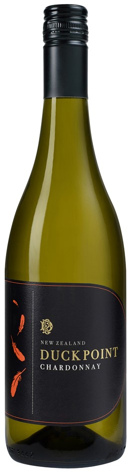 Duck Point Chardonnay 2018 (12 x 750mL) Hawkes Bay, NZ