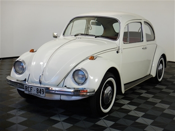 1970 Volkswagen Beetle 1500 Manual Coupe