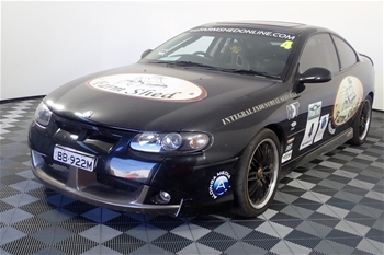 2002 HSV Coupe GTS V2 Manual Coupe