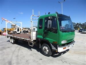 2004 Isuzu F Series Tray Body Truck