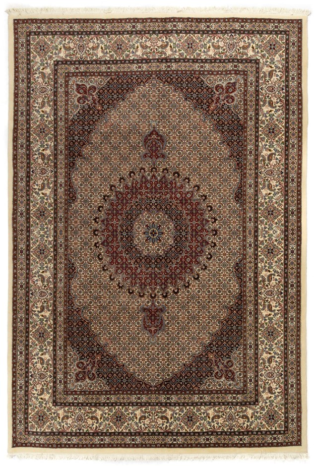 Persian Mood Hand Knotted Fine Quality Wool Pile Rug Size (cm): 200 x 295