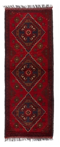 Afghan Khal Mohomadi Hand Knotted Rug Si