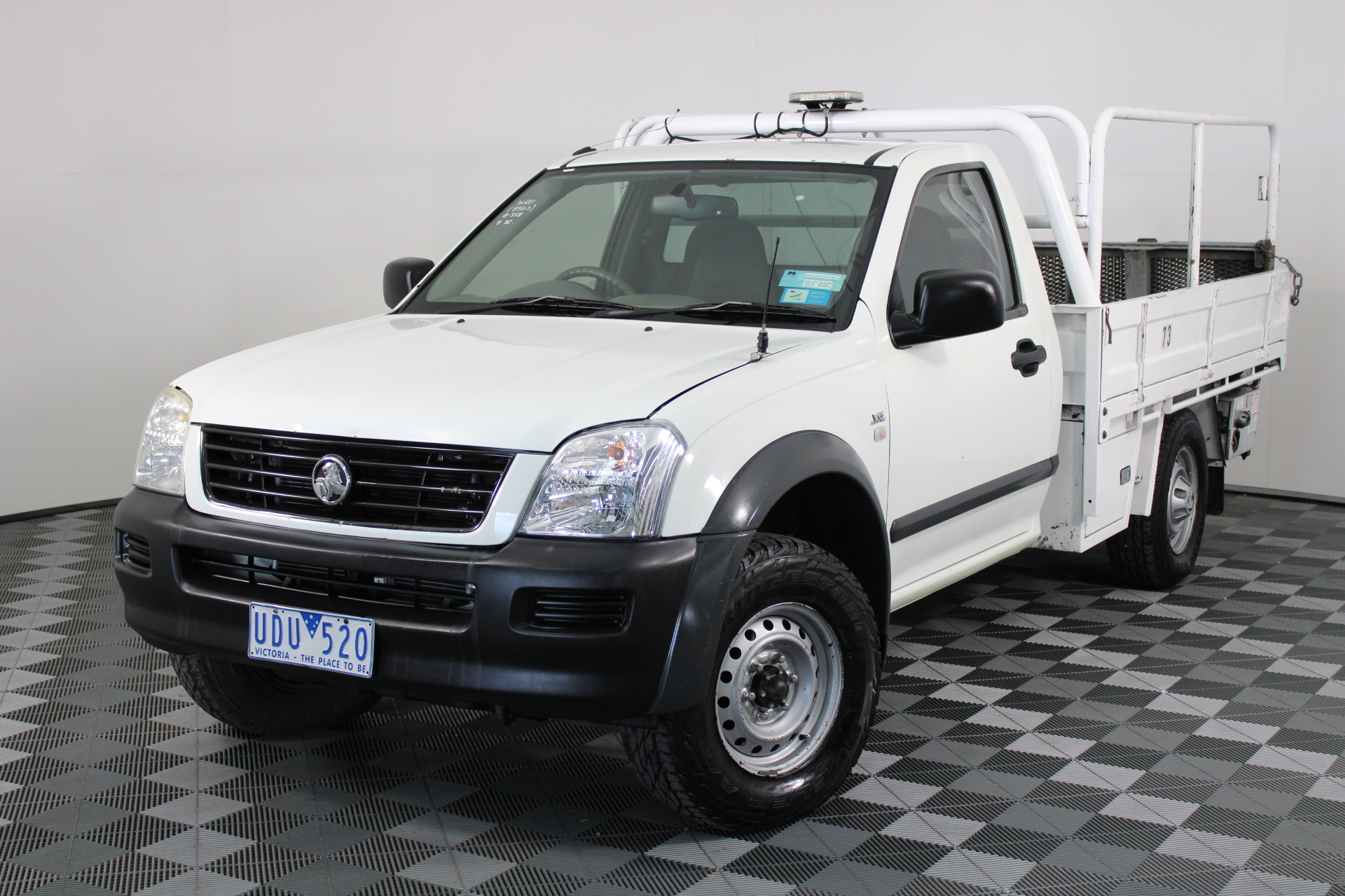 2006 Holden Rodeo LX RA Automatic Cab Chassis