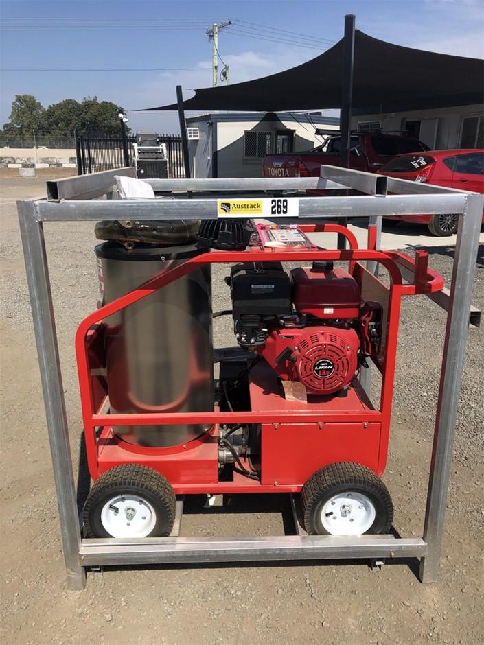 2019 Suihe Blue Viper 3600 PSI Hot Water Pressure Washer