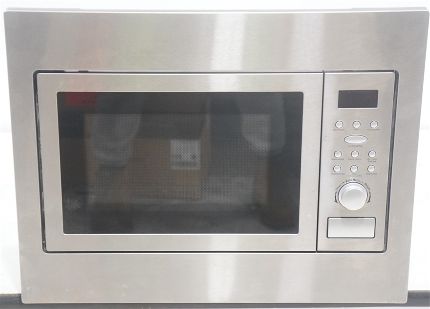 Fisher Paykel 25l Stainless Steel Built In Microwave