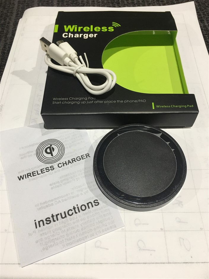 Wireless Mobile Phone Charger Pack - iPhone & Smartphones