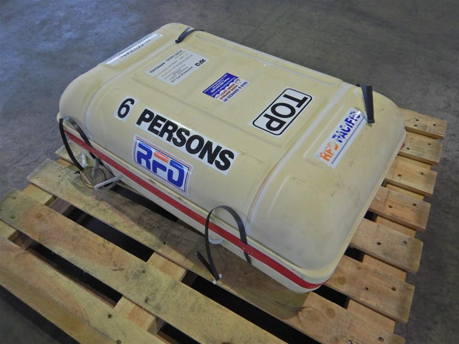 2005 RFD 6 Person Boat Life Raft (Pooraka, SA)