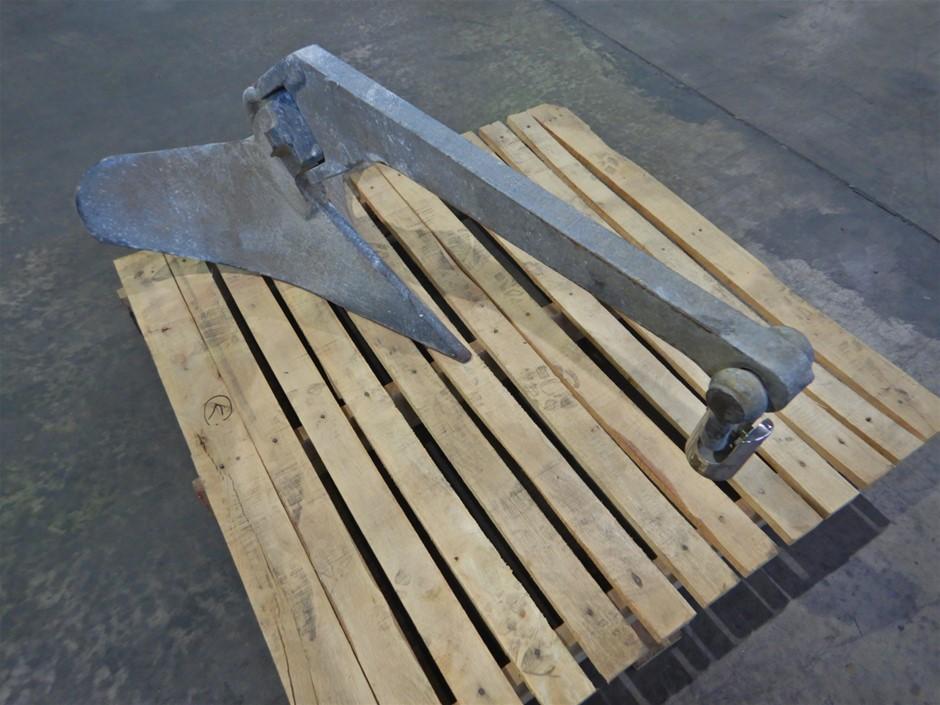Boat Plow Anchor (Pooraka, SA)