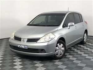2007 Nissan Tiida ST C11 Manual Hatchbac