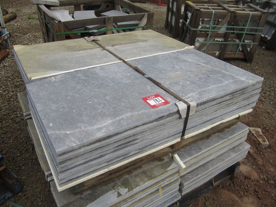 Marble bench tops. 1215mm x 600mm x 20mm thick. Sold seperately