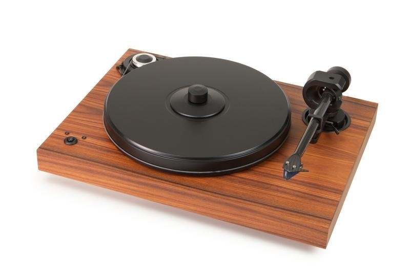 Pro-Ject 2Xperience SB Turntable - 2M Blue - Palisander