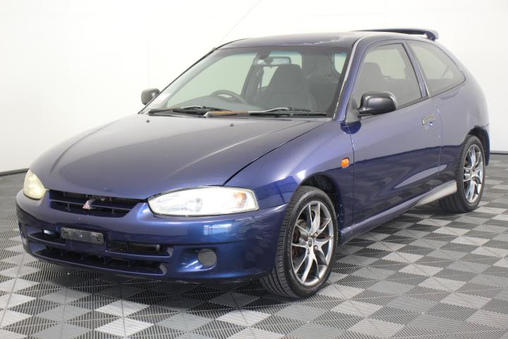 2003 Mitsubishi Mirage CE Automatic Hatchback