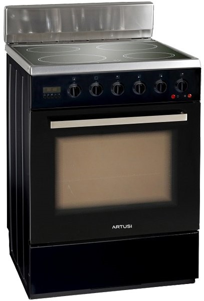 Artusi AFC607B Freestanding Electric Oven/Stove