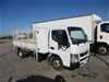 2014 Fuso Canter 515 Tipper Truck