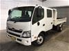 2014 Hino 300/717 4 x 2 Tipper Truck