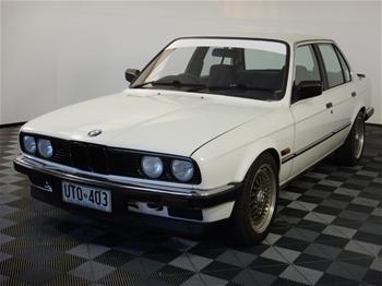 1985 BMW 318i Automatic Sedan