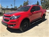 2018 Holden Colorado 4WD Automatic Dual Cab Ute