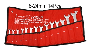 14pce Combination Spanner Set