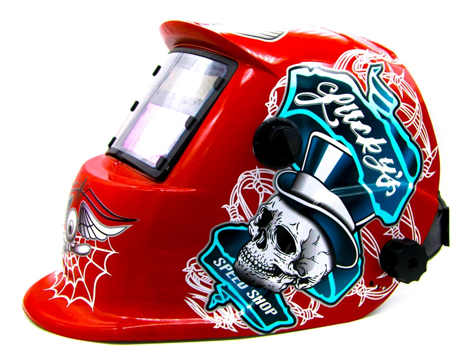 Solar Auto Darkening Welding Helmet Mask MIG/ARC/TIG