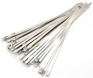 100 Piece 4.6x200mm Stainless Steel Lock