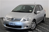 2010 Toyota Corolla Ascent ZRE152R Automatic Hatchback