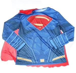 RUBIES DEERFIELD Adults Superman Shirt w
