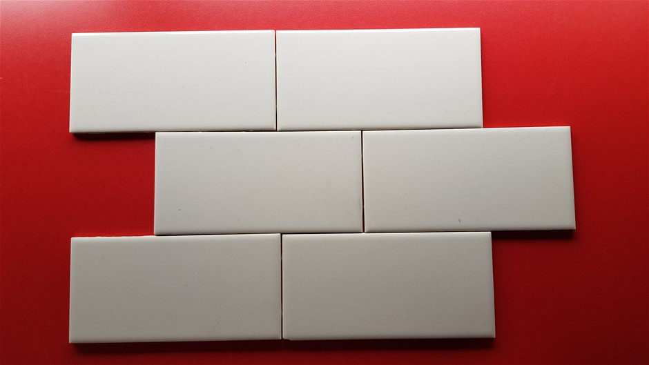 Johnson Shell Gloss Wall Tile (3 boxes = 3m2) RRP $100