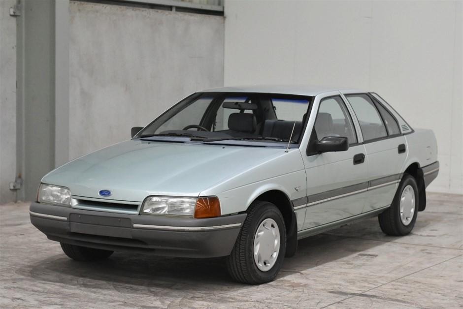 1991 Ford EA Falcon GL Manual - 5 Speed Sedan