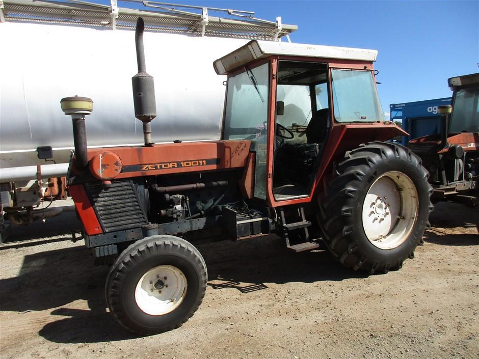 Zetor 10011 Tractor