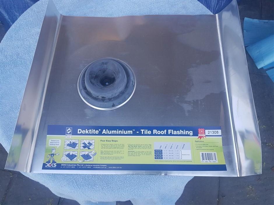 DEKTITE Roof Anchor Series Timber Mount - Tile Roof - Aluminium - 240mm