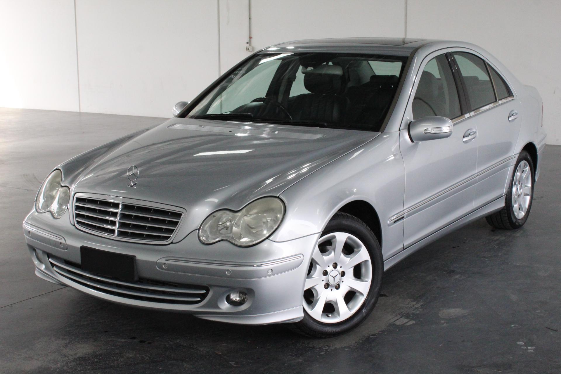 2005 Mercedes Benz C180 Elegance W203 Automatic Sedan