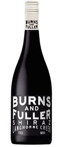 Burns & Fuller Shiraz 2018 (12 x 750mL),