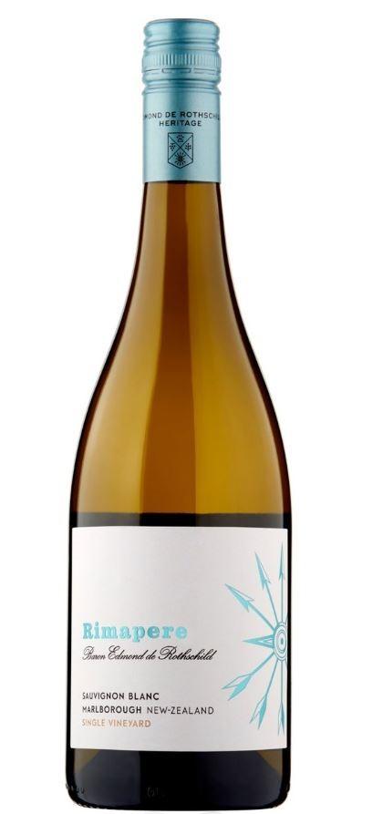 Rimapere Sauvignon Blanc 2017 (12 x 750mL) Marlborough, NZ