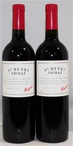 Penfolds `St Henri` Shiraz 2001 (2 x 750
