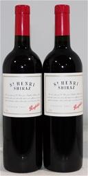 Penfolds `St Henri` Shiraz 2001 (2 x 750mL), SA.