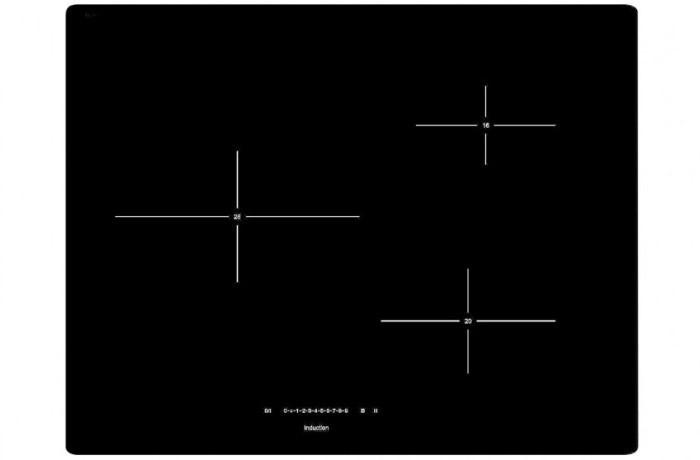 Smeg 70cm Induction Cooktop (Black) (SIHP273S)