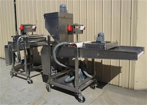 Koppens 600mm Battering & Crumbing Line