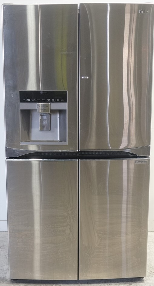 LG GF-5D906SL 906L French Door Fridge