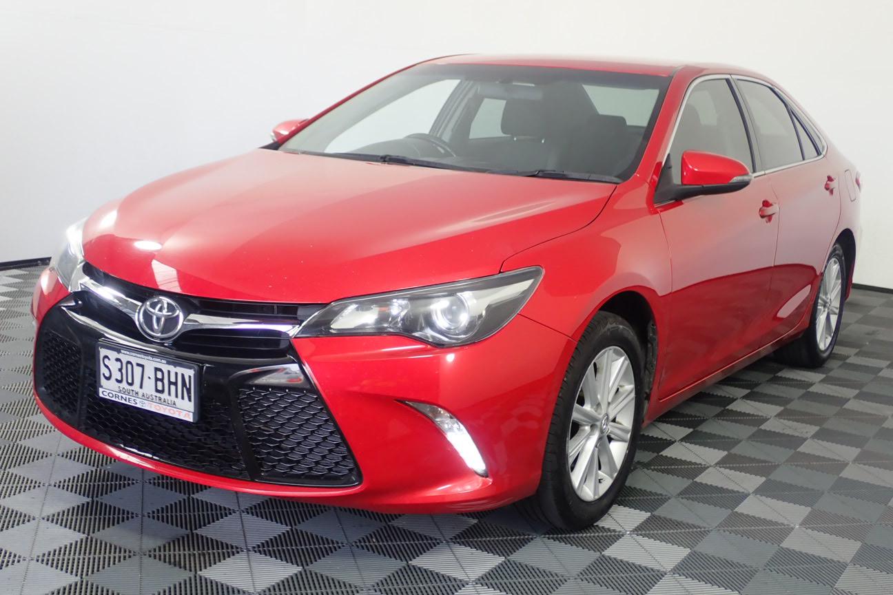 2015 Toyota Camry Atara S Automatic Sedan