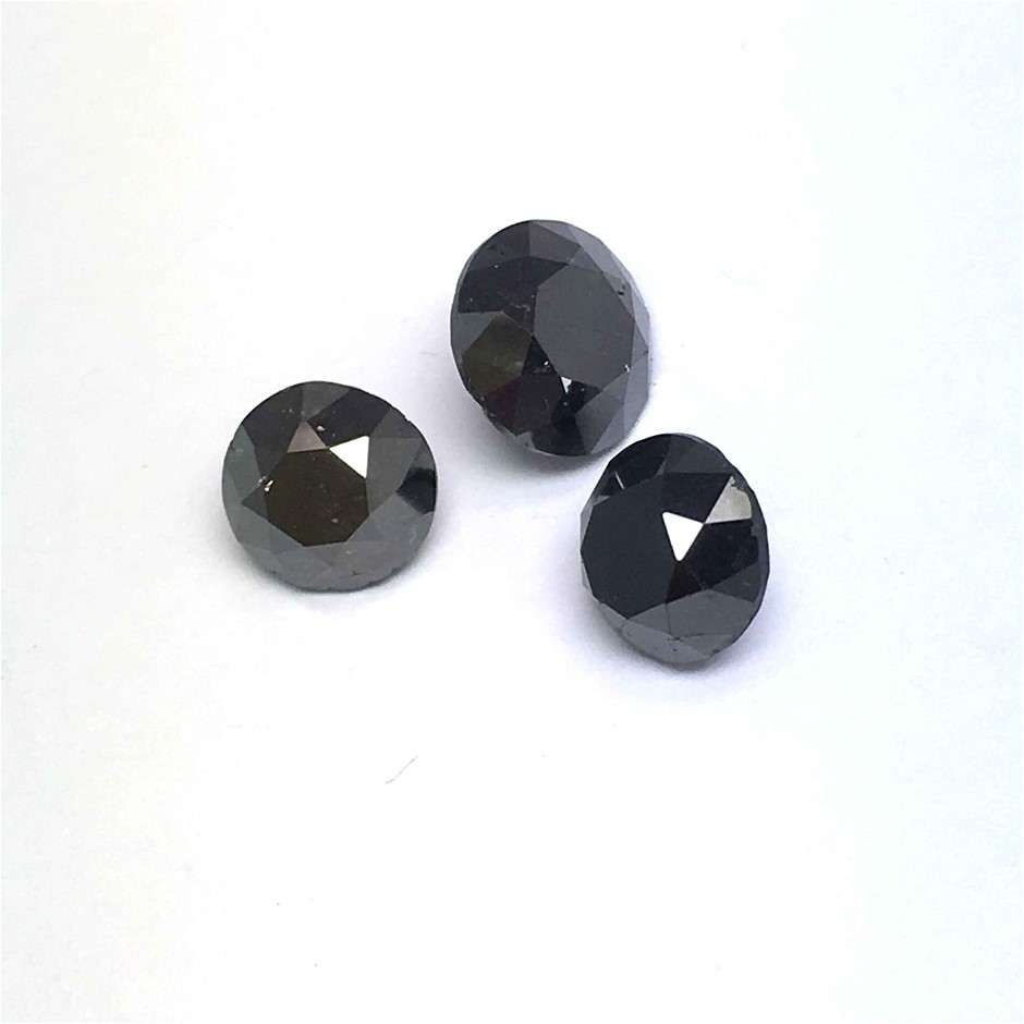 Three Loose Diamond 5.56ct in Total