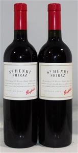 Penfolds `St Henri` Shiraz Vertical Pack