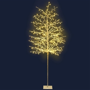 Jingle Jollys 2.1M LED Christmas Branch