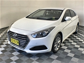 2017 Hyundai i40 Active VF Turbo Diesel Automatic Sedan
