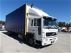 2003 Volvo FL 4 x 2 Curtainsider Rigid Truck