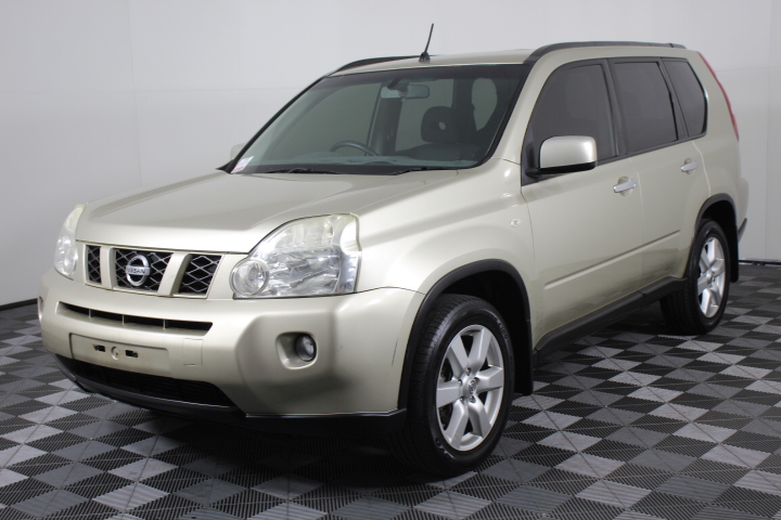 2009 MY10 Nissan X-Trail TS Auto 4WD (Service History)