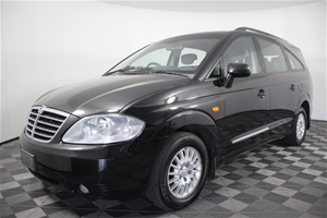 2008 Ssangyong Stavic Turbo Diesel Autom