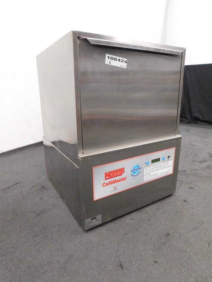 Norris CAFÉ MASTER Stainless Steel Dishwasher