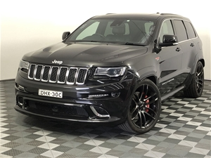 2013 Jeep Grand Cherokee SRT-8 WK Automa