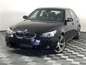 2008 BMW 5 30d E60 Turbo Diesel Automati