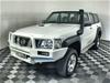 2011 Nissan Patrol DX (4x4) GU Turbo Diesel Automatic Wagon 104,958km